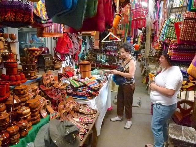 Street Shopping- New Market, Kolkata